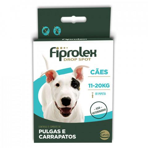 Fiprolex Drop Spot  11 a 20kg