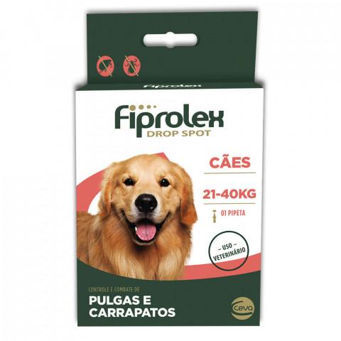 Fiprolex Drop Spot  21 a 40kg