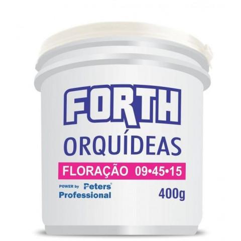 FORTH ORQUÍDEAS FLORAÇÃO 400G