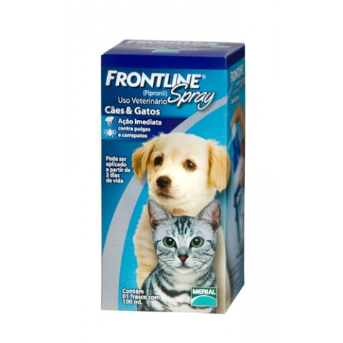 Frontline Spray 100ml.
