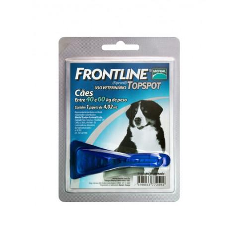 Frontline Topspot  40 á 60kg