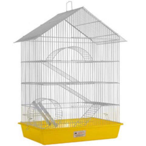 Gaiola hamster castelo - Monaco