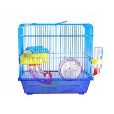 Gaiola para hamster tobogã