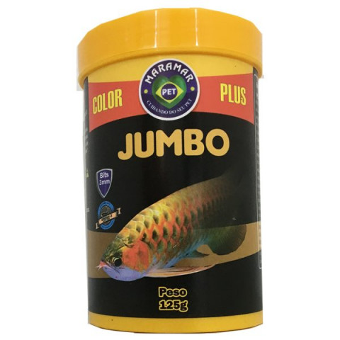 Maramar Jumbo Color Plus Bits 125g