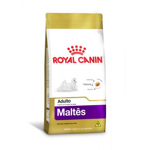 Ração Royal Canin Cães Maltes Adult 2,5kg