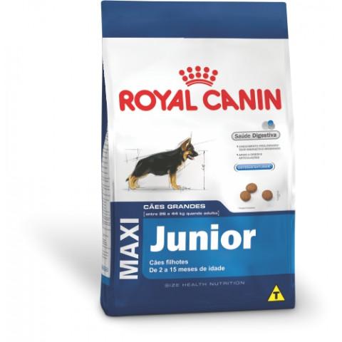 Ração Royal Canin Cães Maxi Junior 15kg