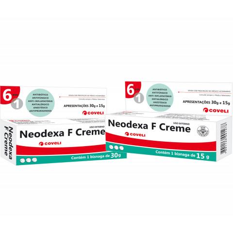 Neodexa F Creme 30gr