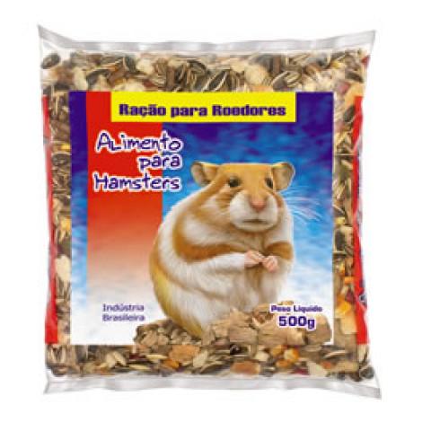 Nutripassaros Hamster 500g