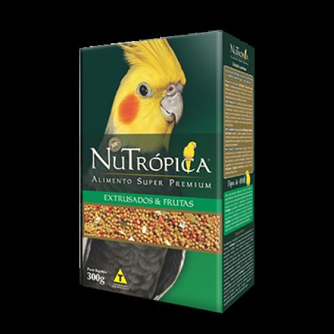 Nutrópica Calopsita Frutas 300gr