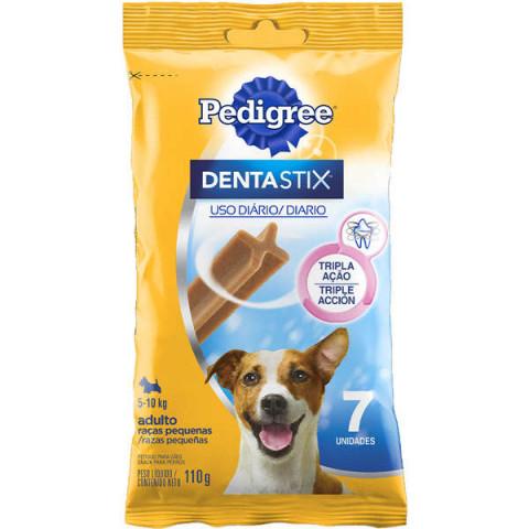 Pedigree Dentastix Cuidado Oral Para Cães Adultos Raças Pequenas 7 unidades