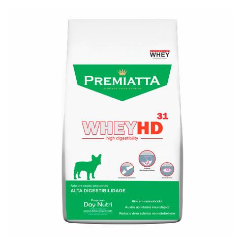 Ração Premiatta Wheyhd para Cães Adultos de Pequeno Porte 3kg