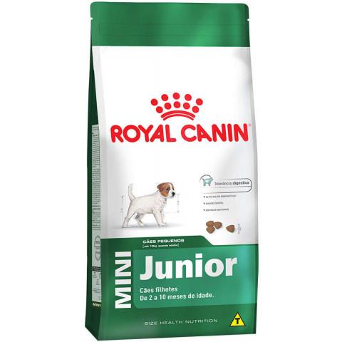 Ração Royal Canin Cães Mini Junior 1kg