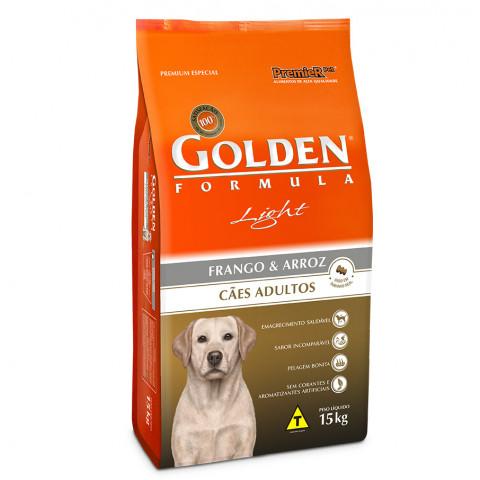 Ração Golden Light 15 kg