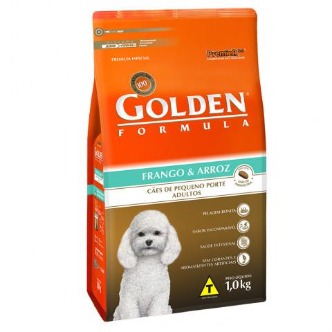 Ração Golden Mini Bits Frango 10 kg