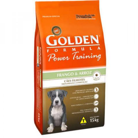Ração Golden Power Training filhote 15 kg