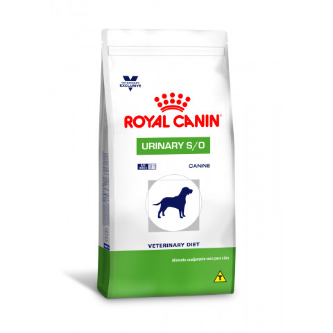 Ração Royal Canin Canine Veterinary Diet Urinary S/O Cães 10 kg