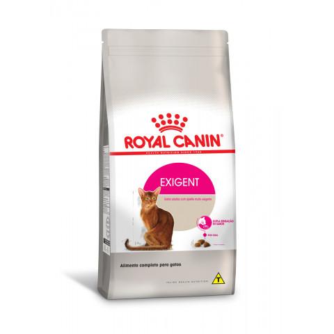 Ração Royal Canin Exigent para Gatos Adultos 400g