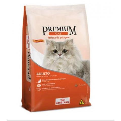 Ração Royal Canin Premium Cat Gatos Adultos Frango e Legumes 1kg