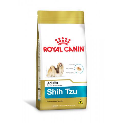 Ração Royal Canin Shih tzu Adulto 2,5kg