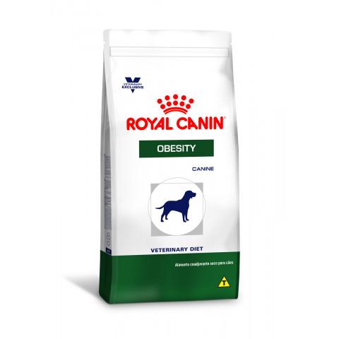 Ração Royal Canin Veterinary Obesity - Cães Adultos 1,5 kg