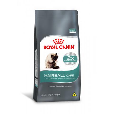 Ração Royal Gatos Hairball 1,5kg