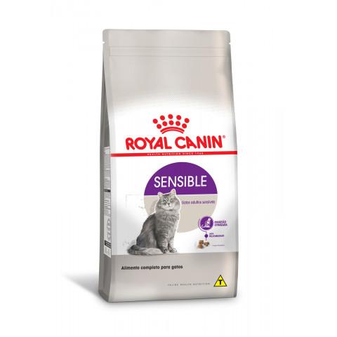 Ração Royal Gatos Sensible 7,5 kg