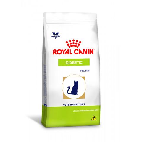 Ração Royal Gatos Veterinary Diabetic  1,5 kg