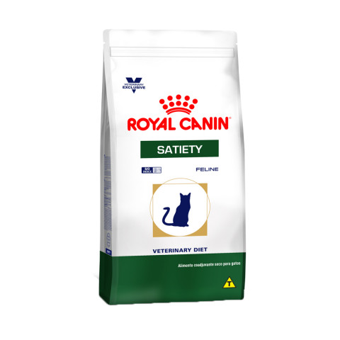 Ração Royal Gatos Veterinary Satiety 1,5 kg
