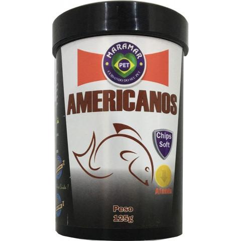 AMERICANOS 125G- MARAMAR PET LINHA SOFT 3MM