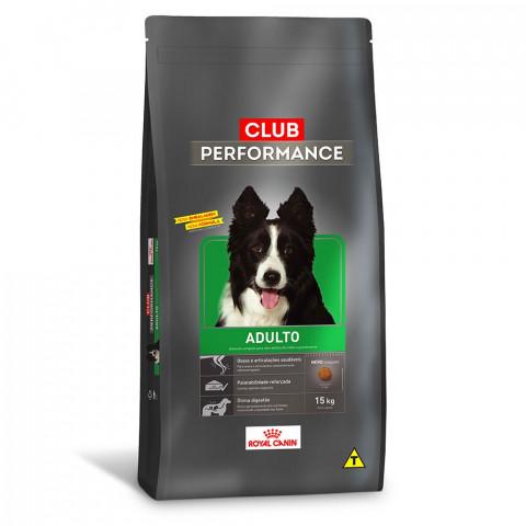 Royal Canin Club Performance Adult 15kg