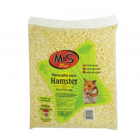 Serragem para Hamster 350g