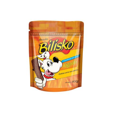 Snacks Bilisko Fígado para Cães 800g
