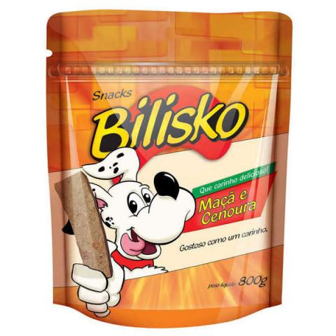 Snacks Bilisko Maçã e Cenoura para Cães 800g