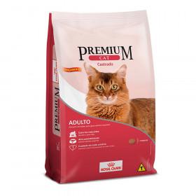 Ração Royal Canin Premium Gatos Castrados 1kg