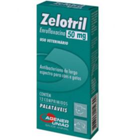 Zelotril 50mg 12 comprimidos