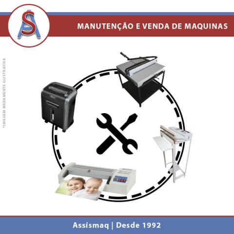 CONSERTO DE MAQUINAS