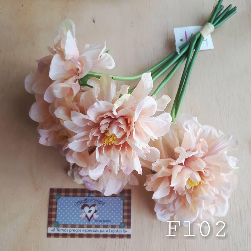 Bouquet de Flores Artificiais - FL02