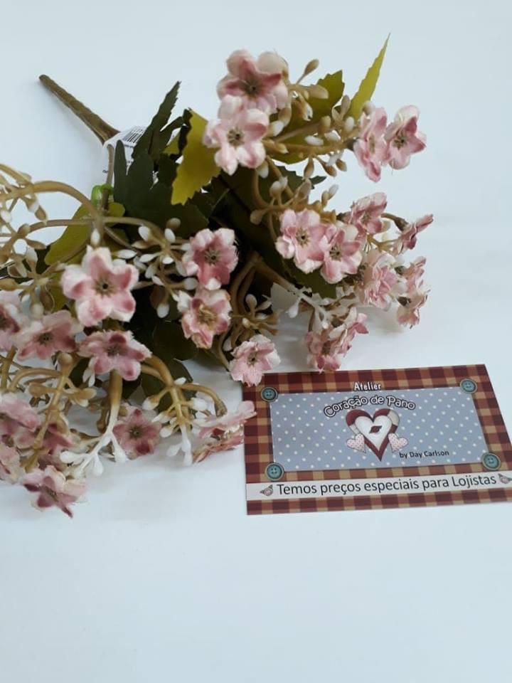 Bouquet de Flores Artificiais abertas - FL05