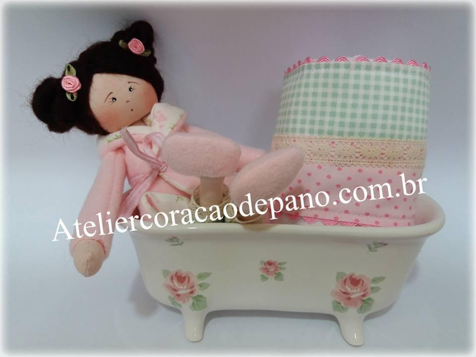Projeto Digital - Boneca Na Banheira (download)