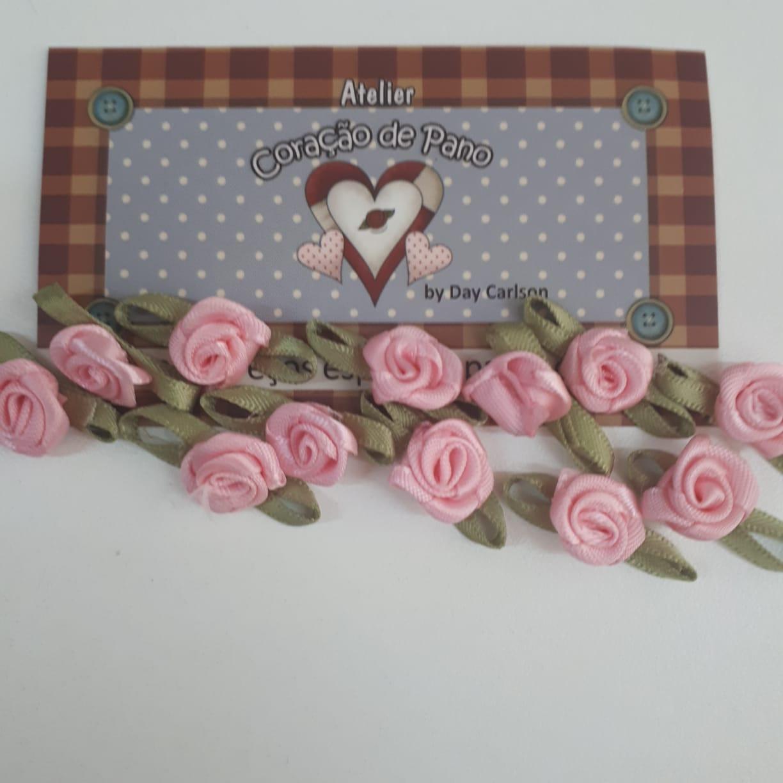 Flor de Rococo - 12 unidades