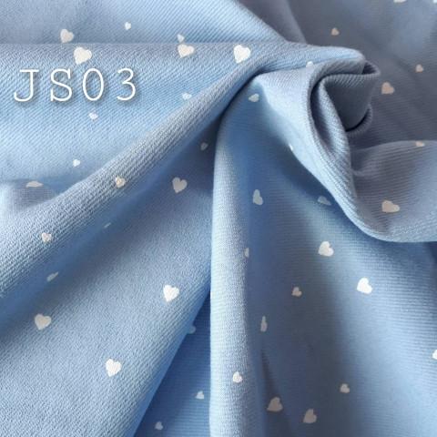 Jeans  JS03 - Coração