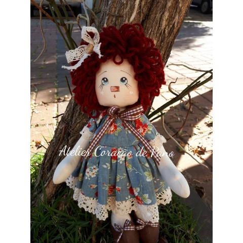 Projeto Digital - Mini Annie (28cm)