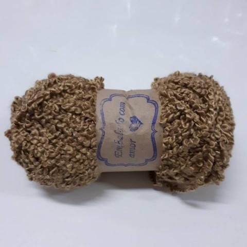 Lã Multiuso - Ondulada Mel