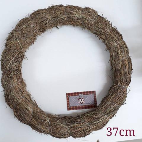 Guirlanda de Palha - 37 cm