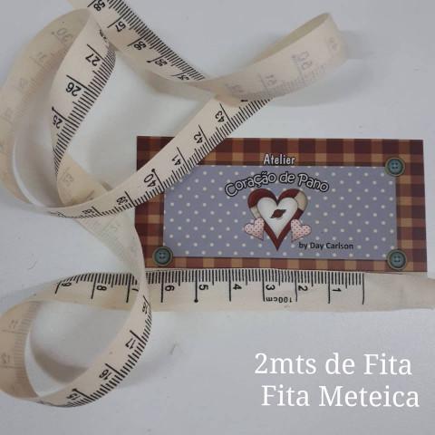 Fita de Fita Metrica I (2mt x 1,2cm)
