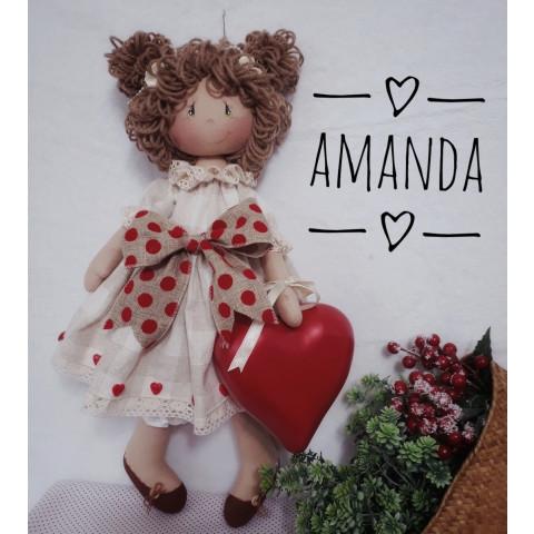 Projeto Digital - Boneca Amanda