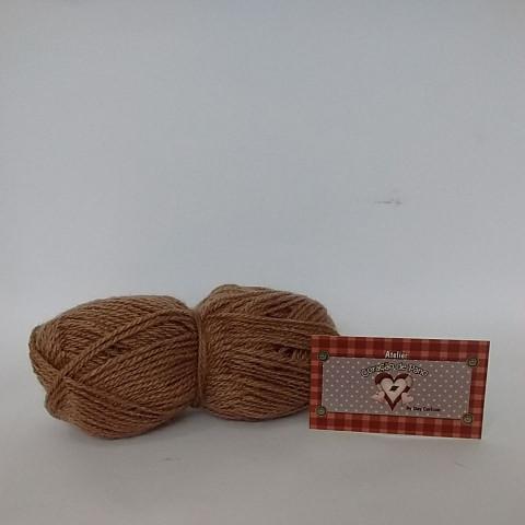 Lã Multiuso - Castanho Claro