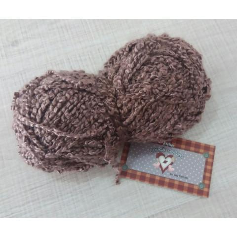 Lã Multiuso - Ondulada Cappuccino