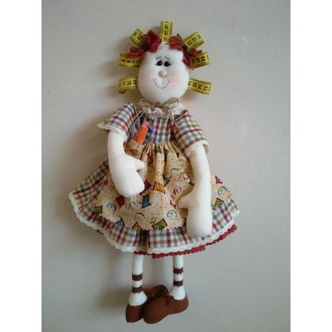 Projeto Boneca Ana Costureira