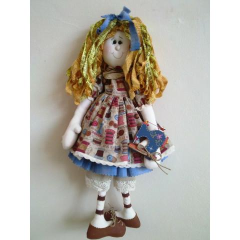 Projeto Boneca Maria Paninhos